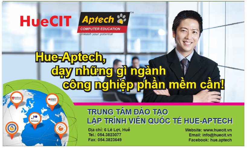 Hue-APTECH Computer Education Center