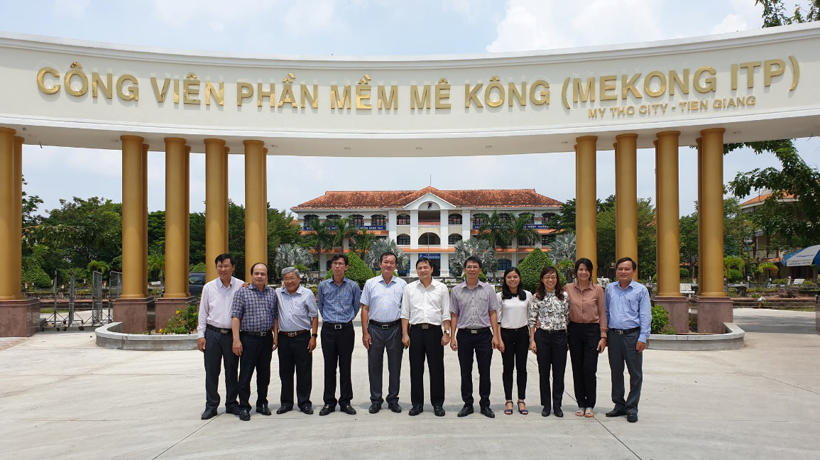 QTSC Chain Management Council meeting at Mekong ITP
